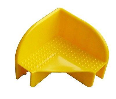 Accessoires voor pallets en palletranden